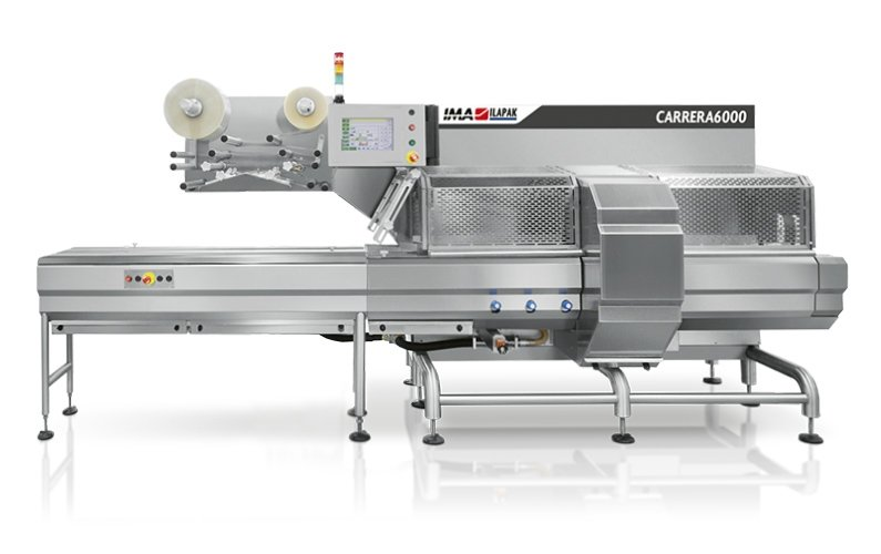 Carrera 6000 horizontal flow wrap packaging machine
