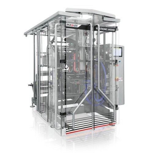 IMA Ilapak Vegatronic 6400 vertical bagger flexible packaging machine